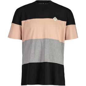 Maloja TollkirscheM. SS T-shirt Herrer, sort/pink